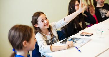 Nemčina pre deti skupinový kurz.