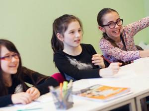 Príprava na prijímačky na 8-ročné gymnázium.